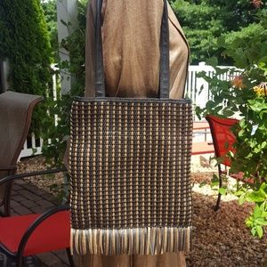 The Sak fringed handbag